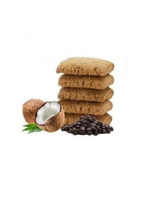 BISCOpro cocco&gocce di cioccolato fondente - 50g