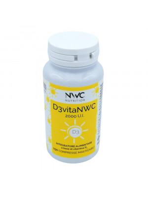 D3vitaNWC  - 150 compresse