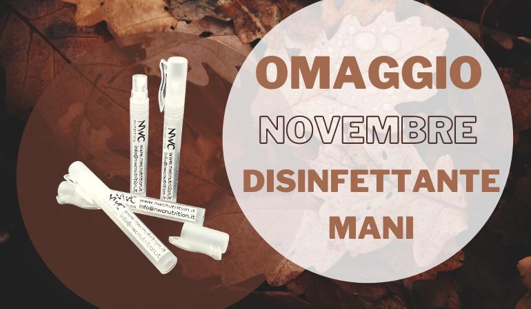 OMAGGIO Novembre